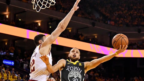 NBA: Finals-Cleveland Cavaliers at Golden State Warriors