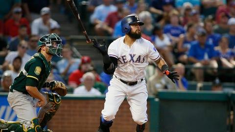 MLB: Oakland Athletics at Texas Rangers