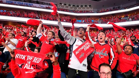 NHL: Stanley Cup Final-Washington Capitals Watch Party