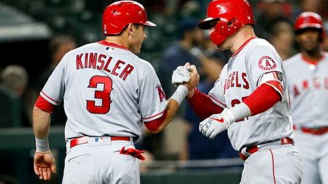 Angels vs. Athletics: The 411
