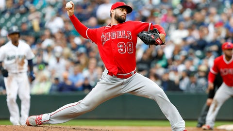 Angels vs. Athletics: The Probables