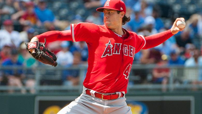 Tyler Skaggs returns to Angels rotation, will start Thursday vs. Mariners
