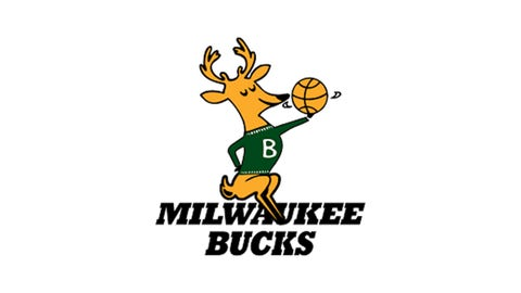 1. Milwaukee Bucks (1968-93)