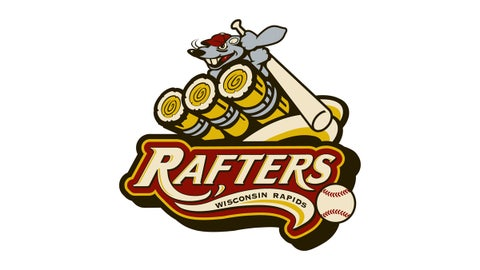 15. Wisconsin Rapids Rafters (Northwoods League)