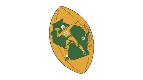 25. Green Bay Packers (1956-1961)