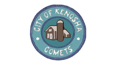 33. Kenosha Comets (AAGBPL)