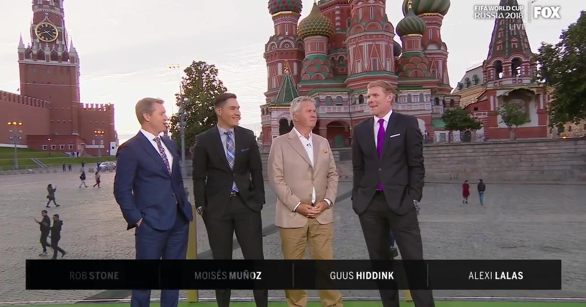 Jump On The Wagen Alexi Lalas Is Jumping Russia Bandwagon