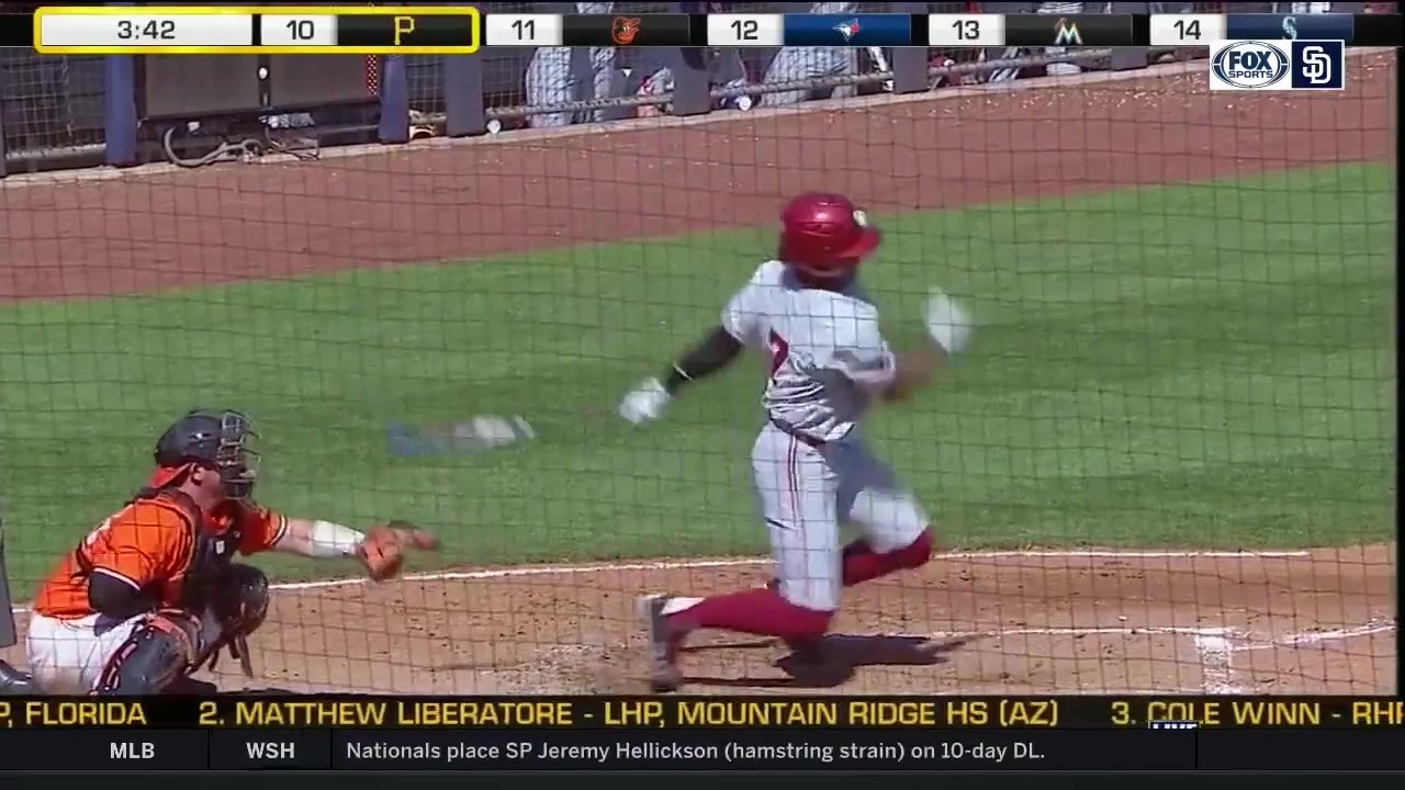 on sale 40bd5 18798 Why did the Oakland Athletics draft Kyler Murray so early?