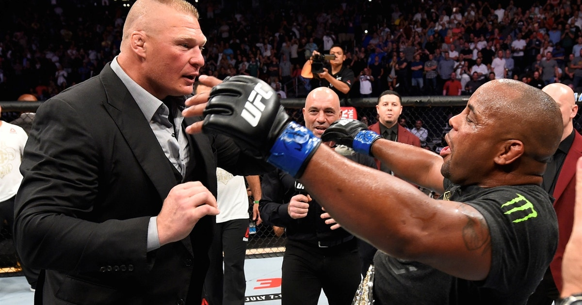 Jason Whitlock shares his thoughts on a potential Lesnar vs Cormier matchup