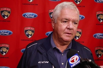 Panthers GM Dale Tallon on the first day of free agency