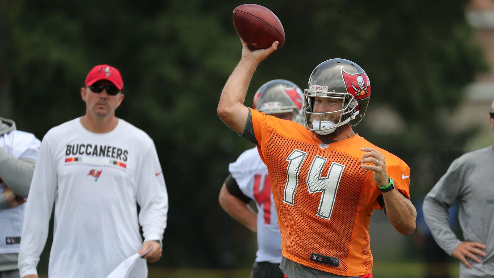 3cc56001 Buccaneers counting on QB Ryan Fitzpatrick to step in for suspended ...