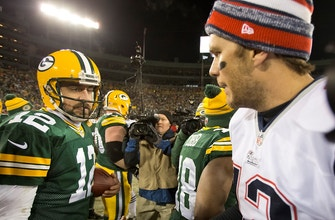 Top of the Class: Cris Carter and Nick Wright weigh in on Brady vs. Rodgers