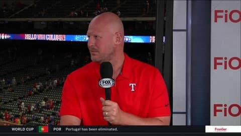 Rangers get revenge vs. White Sox | Rangers Live