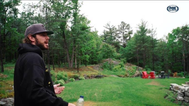 Tyler Seguin takes time for himself and family back home | Stars Insider