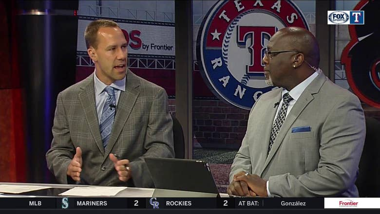 Elvis Andrus looking to come out strong in 2nd half | Rangers Live