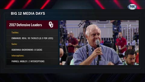 Lincoln Riley: 'We Have CFP Talent' | Big 12 Media Days