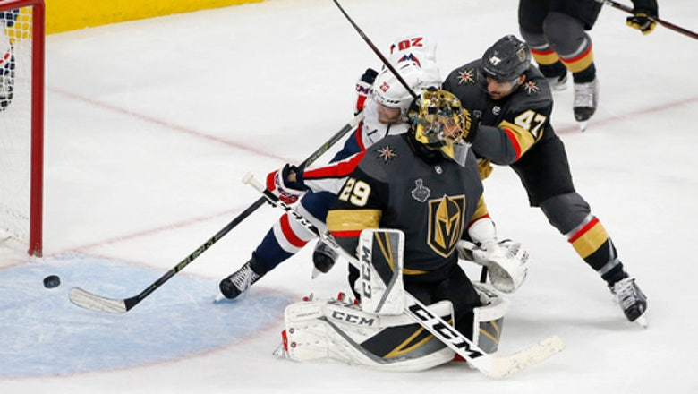 Marc-Andre Fleury inks 3-year extension with Knights