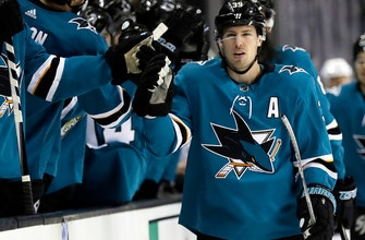 Sharks sign Couture to extension, miss out on Tavares