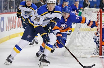 Newly acquired Thompson eager to settle in with Sabres