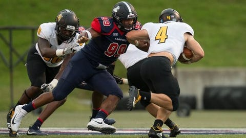 <p>(STATS) - The best players not only win games, but they help their teammates reach a higher level as well.</p><p>It's not surprising a ranking of the 10 top returning players in the FCS are members of some of the best programs.</p><p>Beauty is in the eye of the beholder, so one person's No. 1 could be someone else's No. 3 or 4, and one's No. 11 might crack another's top 10. The truth is, however, you want any of these players on your favorite team.</p><p>10. Chandler Burks, Kennesaw State, QB, Sr., 5-foot-10, 187 pounds</p><p>Burks was at the controls of the FCS' No. 1-ranked rushing offense, becoming the first Big South quarterback to surpass 1,000 rushing yards (1,103) and 1,000 passing yards (1,307). The Big South offensive player of the year led the third-year program to a 12-game winning streak.</p><p>9. Marlon Bridges, Jacksonville State, FS, Jr., 6-0, 200</p><p>Bridges has the freedom to go change games. In his first two seasons, the two-time Ohio Valley Conference first-teamer intercepted eight passes and forced five fumbles.</p><p>8. Christian Rozeboom, South Dakota State, LB, Jr., 6-2, 230</p><p>Rozeboom plays as if he has to prove himself every day. In the Jackrabbits' two deepest playoff runs of their FCS history, Rozeboom led the team in tackles with 132 as a freshman and 127 as a sophomore.</p><p>7. Bruce Anderson, North Dakota State, RB, Sr., 5-11, 216</p><p>Saving his best for the 2017 playoffs, Anderson led the national champion Bison with 1,216 rushing yards last season. His game-breaking speed and power wrecked Sam Houston State for 237 yards from scrimmage and five touchdowns in the semifinals.</p><p>6. Davion Davis, Sam Houston State, WR/RS, 5-11, 180</p><p>On a Sam Houston team with a number of standouts, Davis was named the Southland Conference offensive player of the year. The speedster dominated in a number of ways, starting with wide receiver (78 receptions for 1,206 yards and 17 touchdowns), but also on reverses and in the return game.<