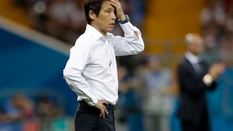Changing coach breathed life into Japan's World Cup campaign