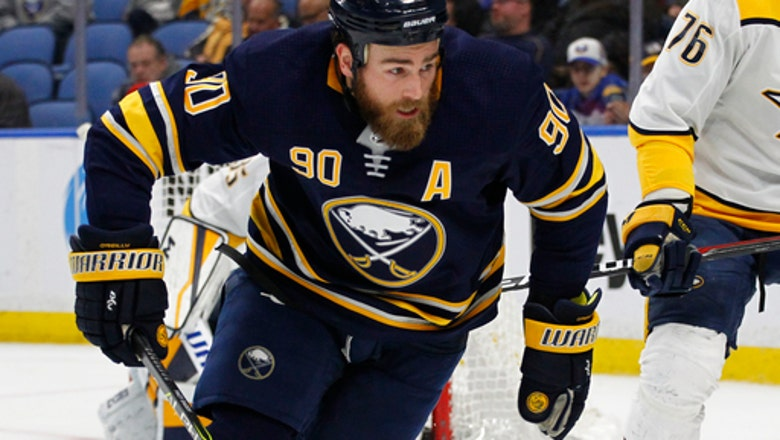 O'Reilly feels 'spark' after Blues acquire him from Sabres