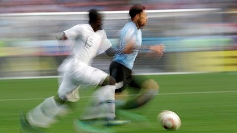 An own goal, VAR and memories of Pele