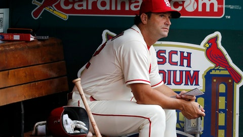 Louis Cardinals fire Manager Mike Matheny, 2 assistant coaches