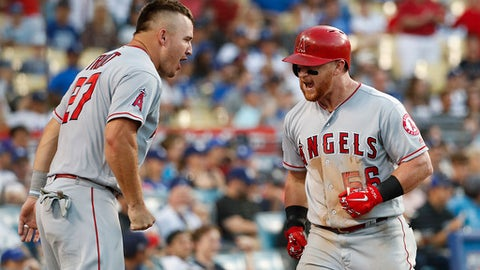Angels vs. Astros: The Schedule