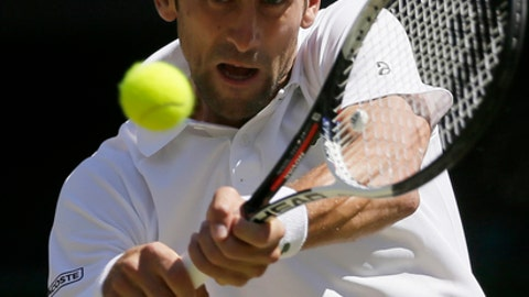 Wimbledon: Djokovic defeats Anderson to clinch 13th Grand Slam