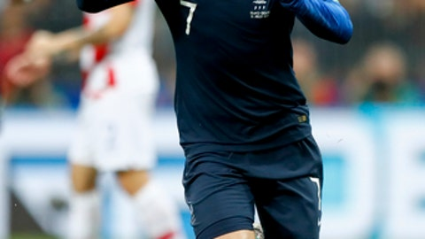 Antoine Griezmann hails diversity of World Cup winning side