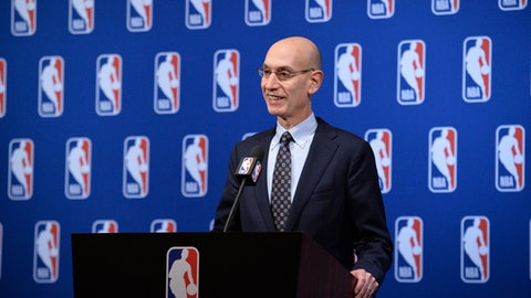 MGM, NBA Enter Sports Gaming Sponsorship Agreement
