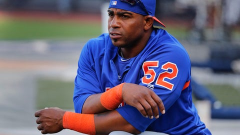 Mets' Yoenis Cespedes out for 10 months and social media goes nuts