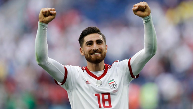 Iran winger Jahanbakhsh joins Brighton for club record fee