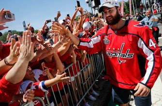 Capitals invest big money and time in forward Tom Wilson