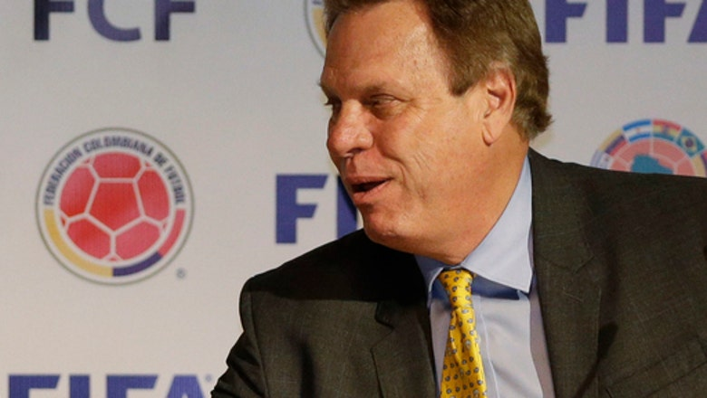 Colombian FIFA Council member probed over ticket resales