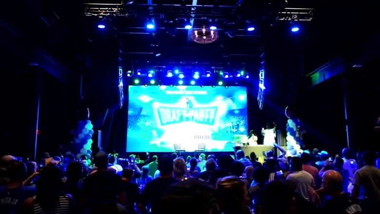 Draft Night Recap | Mavs Insider