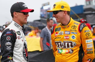 Who will be the front-runners at Kentucky Speedway?