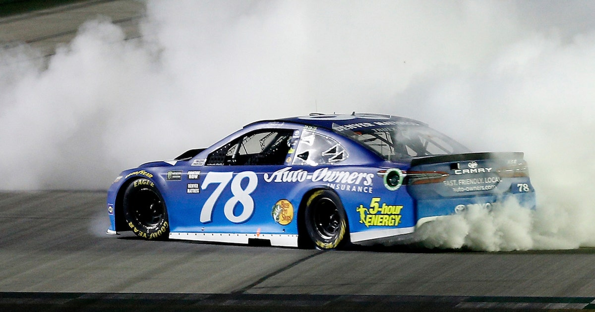 Martin Truex Jr Dominates For His Fourth Win Of The Year