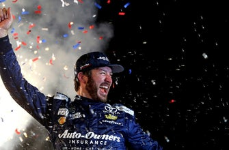 Winner's Weekend: Martin Truex Jr. – Kentucky