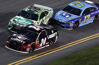 McReynolds' Rant: Ricky Stenhouse Jr. needs to stop focusing on Kyle Busch