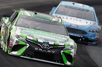 Next Level: Breaking down Kevin Harvick's winning move on Kyle Busch