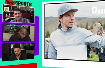 Mark Wahlberg bet money on the browns to win 6 games | TMZ SPORTS