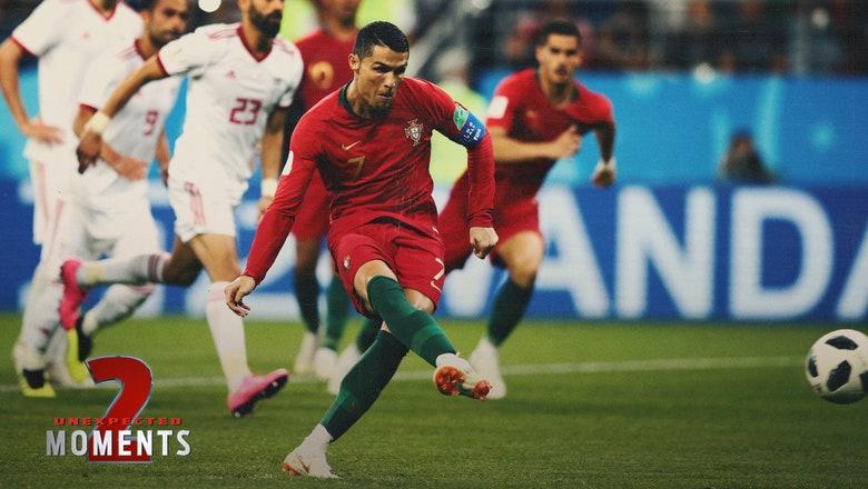 Unexpected Moment #2: Ronaldo misses critical penalty kick