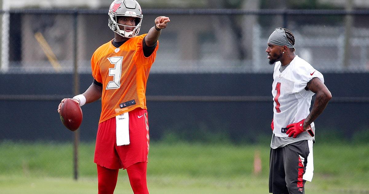 Tampa Bay wide receiver DeSean Jackson defends Jameis Winston after Uber incident
