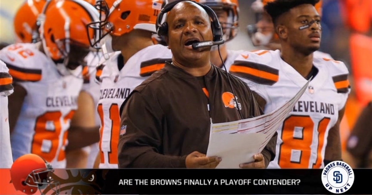 Can the Browns be playoff contenders this season?