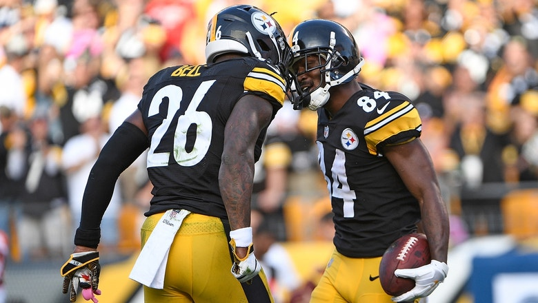 Skip and Shannon compare Le'Veon Bell and Antonio Brown's contract negotiations