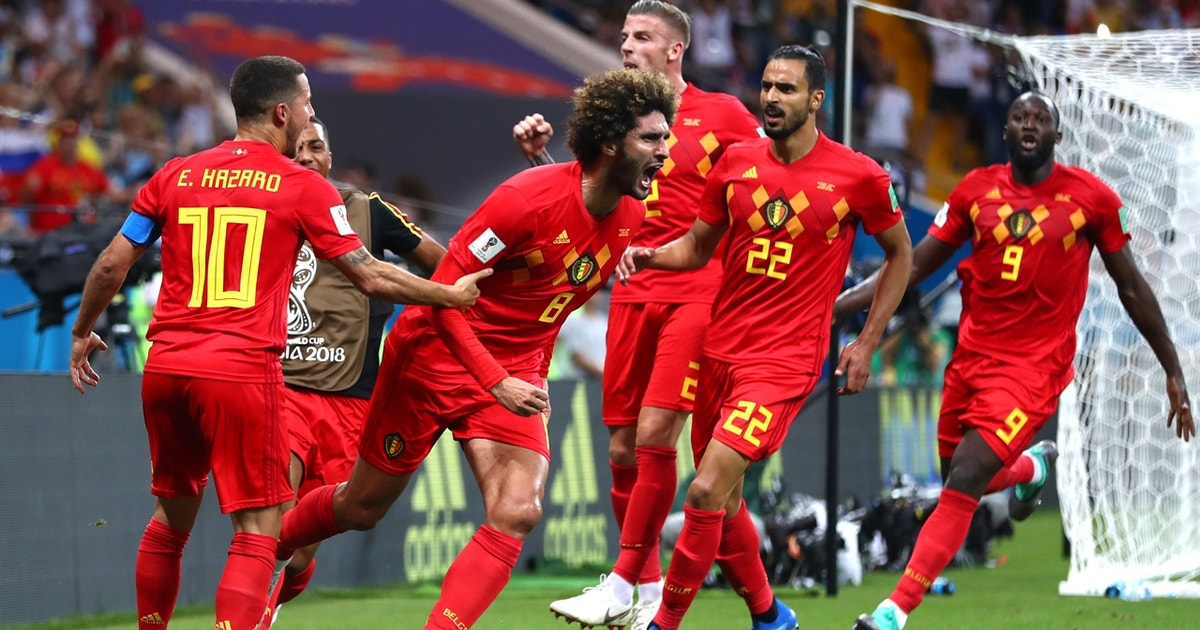 f9d6484699a 90 in 90: Belgium vs. Japan | 2018 FIFA World Cup™ Highlights | FOX ...