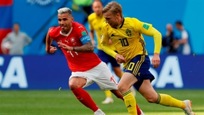 90 in 90: Sweden vs. Switzerland | 2018 FIFA World Cup™ Highlights