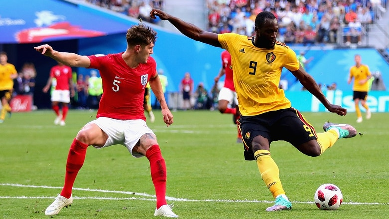 90 in 90: Belgium vs. England | 2018 FIFA World Cup™ Highlights
